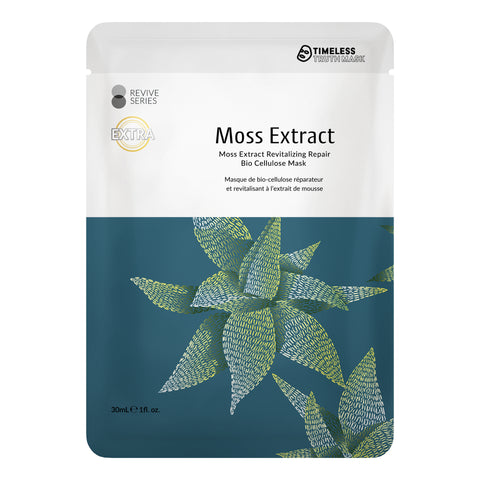 TTM Moss Extract Revitalizing Repair Bio Cellulose Mask