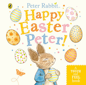 Peter Rabbit: Happy Easter Peter!