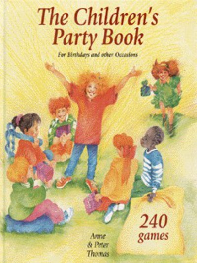 Childrens Party Book