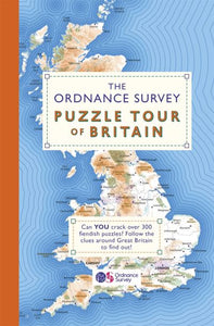 Ordnance Survey Puzzle Tour of Britain: A Journey Around Britain in Puzzles