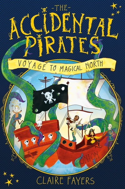 Accidental Pirates Voyage Magical North