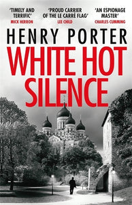 White Hot Silence: an absolutely gripping read from the winner of the 2019 Wilbu