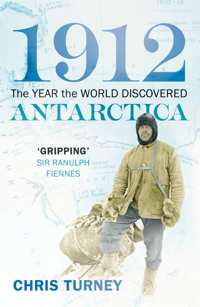 1912 Year World Discovered Antarctica