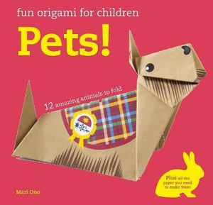 Fun Origami For Children Pets