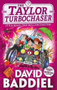 Untitled David Baddiel Novel