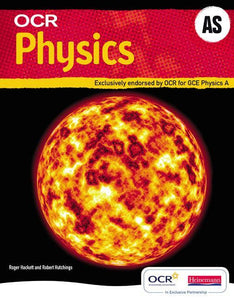 OCR Physics AS Student Book and CD-ROM