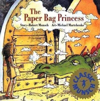 Paper Bag Princess Original Picture Bk