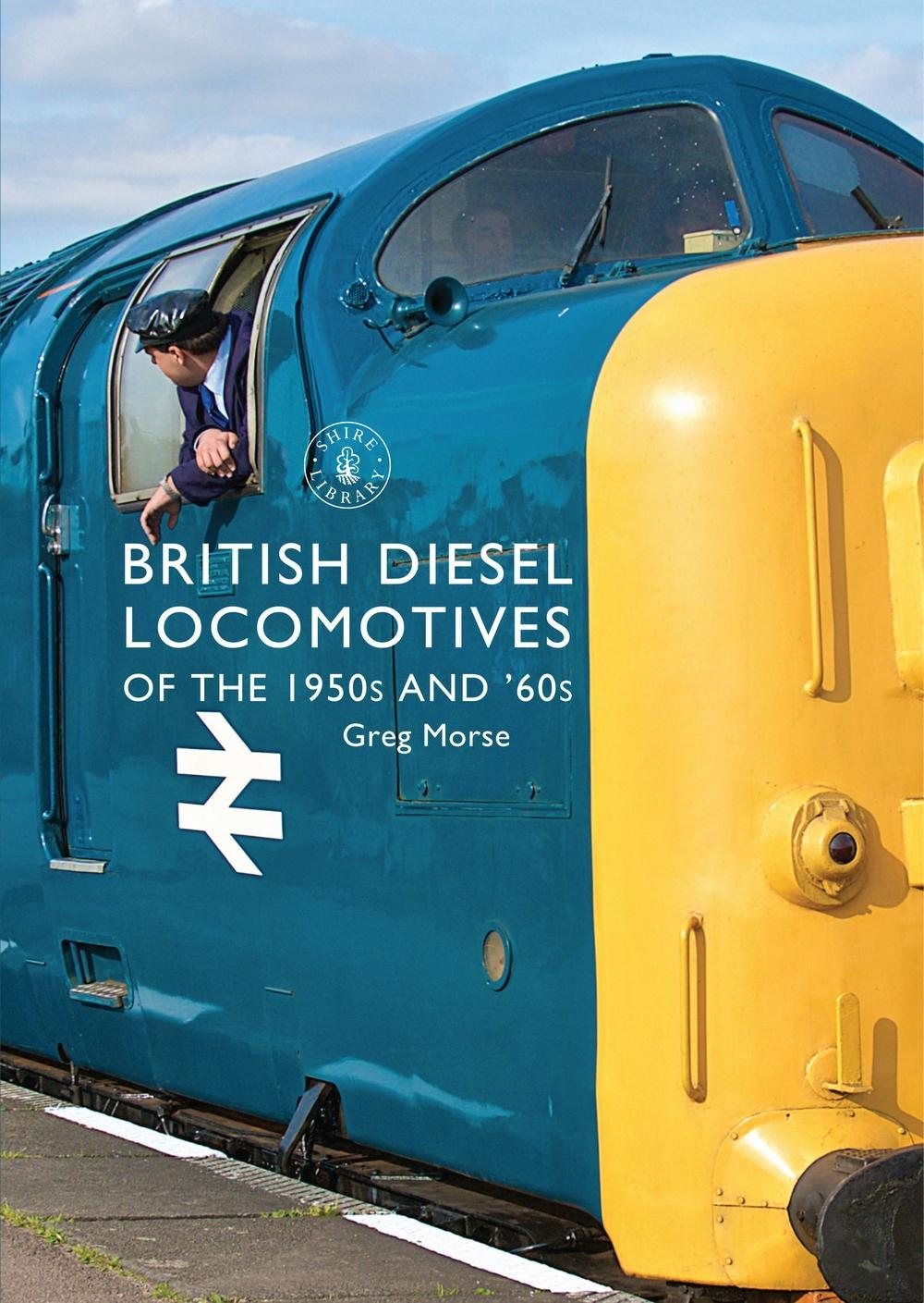 British Diesel Locomotives Of 50S & 60S