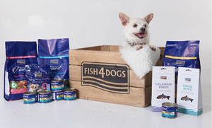 Dog food in the spotlight: Fish4Dogs