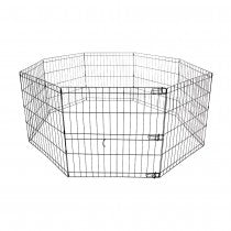 M-Pets Foldable Puppy Pen - My Pooch and Co.