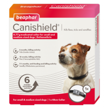 Canishield Flea & Tick Collar Small/Medium Dogs - My Pooch and Co.
