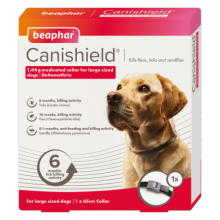 Canishield Flea & Tick Collar Large Dogs - My Pooch and Co.