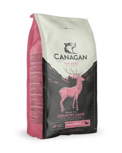 CANAGAN Country Game Small Breed 2kg - My Pooch and Co.