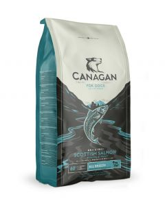 CANAGAN Scottish Salmon for Dogs Dry Food - My Pooch and Co.