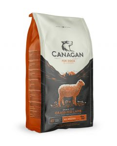CANAGAN Grass-Fed Lamb for Dogs Dry Food - My Pooch and Co.