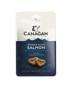 CANAGAN Salmon Dog Biscuit Bakes 150g - My Pooch and Co.