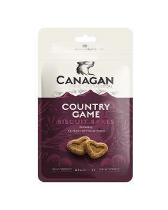 CANAGAN Country Game Dog Biscuit Bakes 150g - My Pooch and Co.