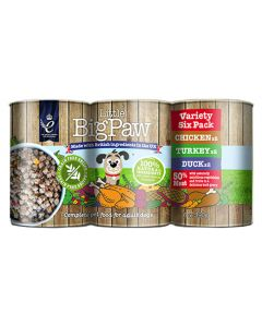 LITTLE BIG PAW Variety Pack (6x390g) - My Pooch and Co.