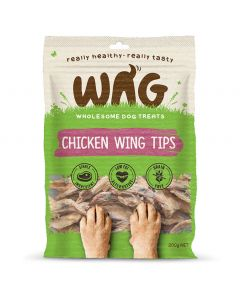 WAG Chicken Wing Tips - My Pooch and Co.