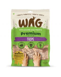 WAG Premium Cuts Beef Tripe - My Pooch and Co.
