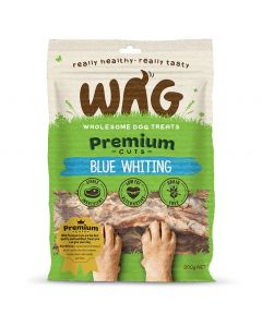 WAG Premium Cats Blue Whiting - My Pooch and Co.