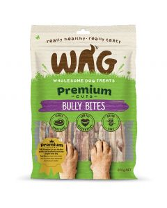 WAG Premium Bully Bites - My Pooch and Co.