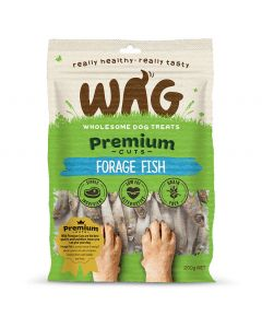WAG Premium Forage Fish - My Pooch and Co.