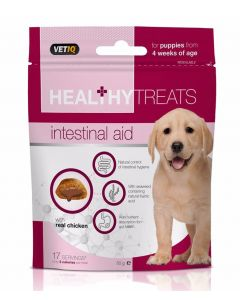 M&C Healthy Treats Intestinal Aid for Puppies - My Pooch and Co.