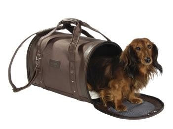 BOBBY Sac Deauville Brown - My Pooch and Co.