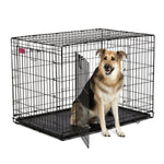 "MIDWEST Crate Life Stages Double Door 42"" - My Pooch and Co."