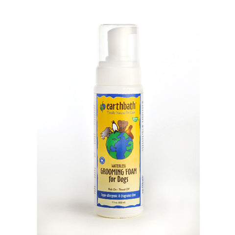 EARTHBATH Hypo-Allergenic Grooming Foam - My Pooch and Co.