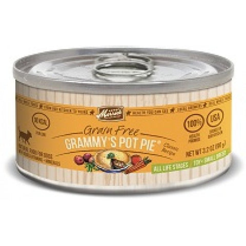 MERRICK Grain Free Small Breed Grammy's Pot Pie 24pcs - My Pooch and Co.