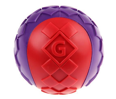 GiGwi Ball Medium Squeaker (2 pcs) - My Pooch and Co.
