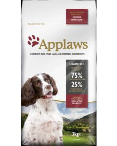 APPLAWS Dog Adult Lamb Small & Medium - My Pooch and Co.