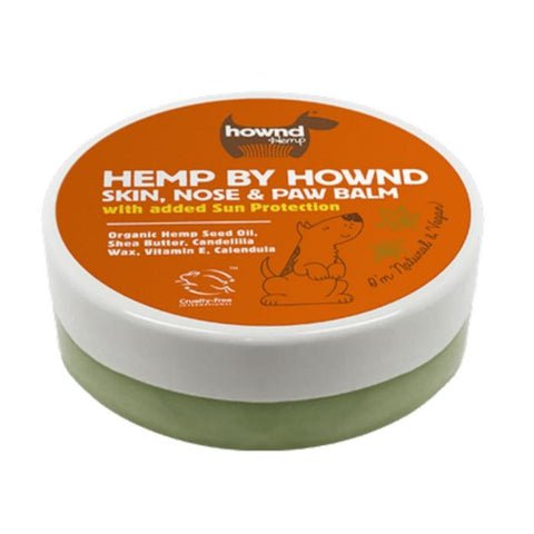 HOWND Hemp by Hownd Skin, Nose and Paw Balm UVA - My Pooch and Co.