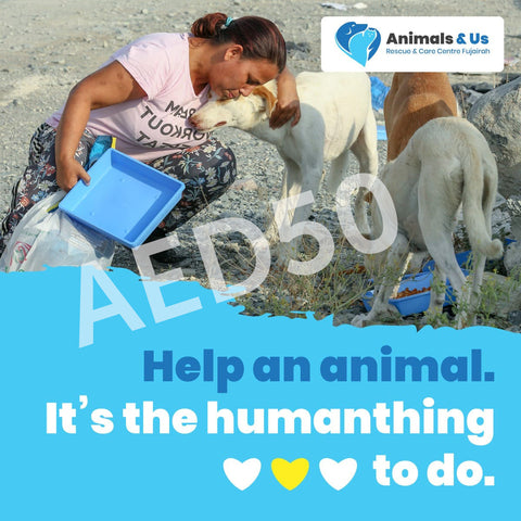 AED50 DONATION - My Pooch and Co.