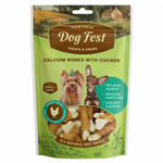 Dog Fest Calcium Bones With Chicken 55g - My Pooch and Co.