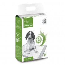 M-PETS Green Grass Training Pads - My Pooch and Co.