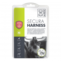 M-Pets Secura Safety Car Harness 2in1 - My Pooch and Co.
