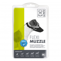 M-Pets Flexi Muzzle - My Pooch and Co.