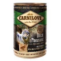 CARNILOVE Duck & Pheasant For Adult Dogs 400g - My Pooch and Co.