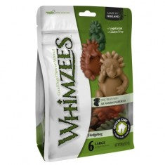 WHIMZEES Hedgehog Large Mix (6pcs) - My Pooch and Co.