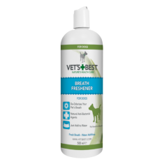 Vets+Best Breath Freshener 500ml - My Pooch and Co.