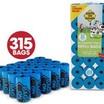 Economy Pack 315 bags (21×15) - My Pooch and Co.