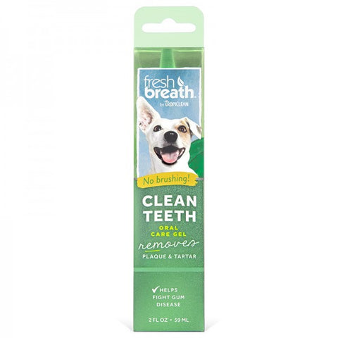 Clean Teeth Oral Care Gel - My Pooch and Co.