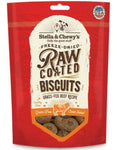 STELLA & CHEWY'S Raw Coated Biscuits 9oz - My Pooch and Co.