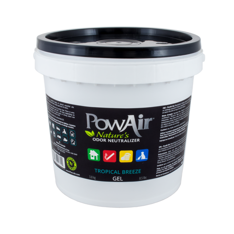 POWAIR Gel Bucket 4lt - My Pooch and Co.