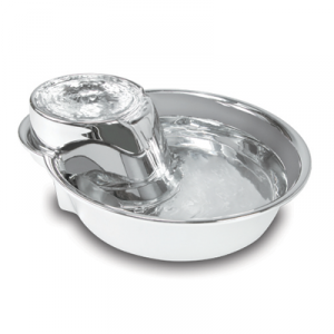 PIONEER PET Stainless Steel Fountain 3.8lt - My Pooch and Co.