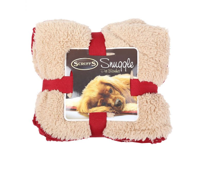 SCRUFFS Snuggle Dog Blanket - My Pooch and Co.