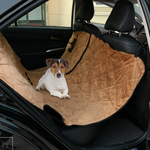 M-PETS Cappuccino Car Blanket - My Pooch and Co.
